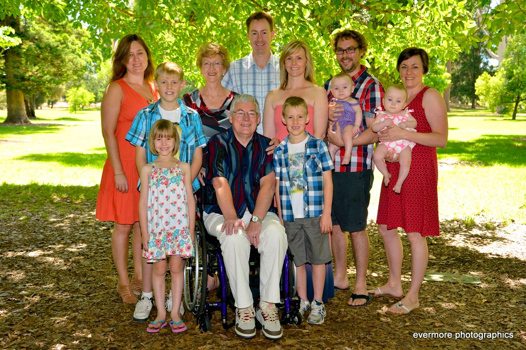 Evermore Photographics | Family Portrait Photos | Adelaide