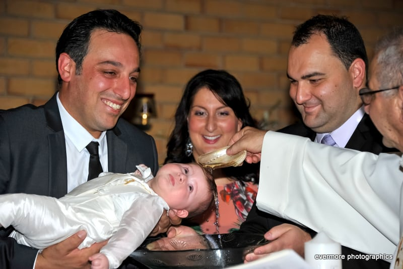 Evermore Photographics | Baptism Photos